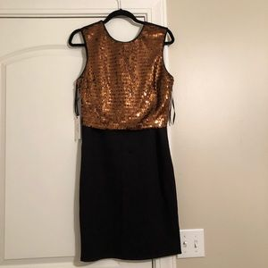 Ali & Jay crop top/pencil skirt set from Lulus NWT